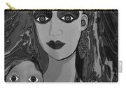594 - Silent Child  ... Carry-all Pouch