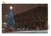 5th And G At Christmas 2012 Carry-all Pouch