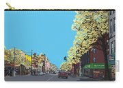 5th Ave And Garfield Park Slope Brooklyn Carry-all Pouch