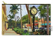 5th Avenue Naples Florida Carry-all Pouch