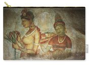 5th Century Cave Frescoes Carry-all Pouch