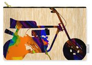 1960s Mini Bike Carry-all Pouch