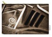 1966 Ferrari 275 Gtb Steering Wheel Emblem Carry-all Pouch