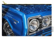 1967 Plymouth Belvedere Gtx 440 Painted  Carry-all Pouch