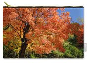 A Blanket Of Fall Colors Carry-all Pouch