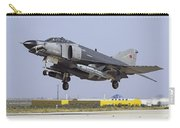A Turkish Air Force F-4e-2020 Carry-all Pouch