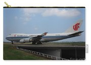 Air China Cargo Boeing 747 Carry-all Pouch