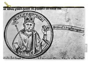 Alfred The Great (849-899) Carry-all Pouch