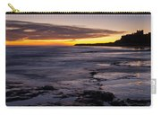 Bamburgh Castle At Sunrise Carry-all Pouch