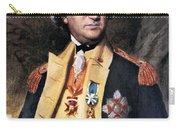 Baron Friedrich Von Steuben Carry-all Pouch