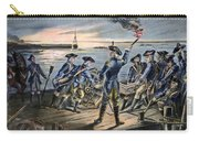 Battle Of Long Island, 1776 Carry-all Pouch