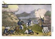 Battle Of Monterrey, 1846 Carry-all Pouch