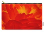 Begonia Named Nonstop Apricot Carry-all Pouch