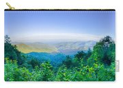 Blue Ridge Parkway National Park Sunset Scenic Mountains Summer  Carry-all Pouch