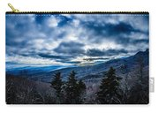 Blue Ridge Parkway Winter Scenes In February Carry-all Pouch