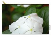 Catharanthus Roseus Carry-all Pouch