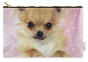 Chihuahua Dog Carry-all Pouch