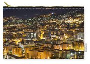 Cityscape At Night Carry-all Pouch