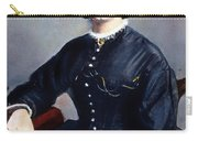 Clara Barton (1821-1912) Carry-all Pouch