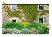 Cottage Garden Carry-all Pouch by Tom Gowanlock