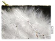 Dandelion Backlit Close Up Carry-all Pouch