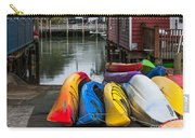 Water Adventure Awaits Carry-all Pouch