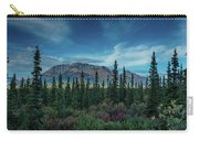 Denali Highway, Route 8, Offers Views Carry-all Pouch
