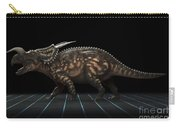 Dinosaur Einiosaurus Carry-all Pouch