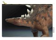 Dinosaur Kentrosaurus Carry-all Pouch