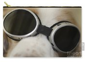 Dog With Sunglasses Carry-all Pouch