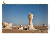 Egytians White Desert Carry-all Pouch