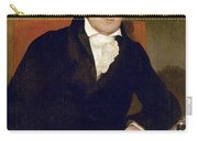 Eli Whitney (1765-1825) Carry-all Pouch