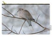 Eurasian Collard Dove Carry-all Pouch