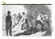 Execution Of Conspirators Carry-all Pouch