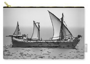 Fishing Vessel In The Arabian Sea Carry-all Pouch