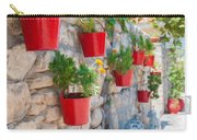 Flower Pots 2 Carry-all Pouch