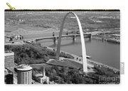Gateway Arch Saint Louis Mo Carry-all Pouch
