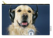 Golden Retriever Dog Carry-all Pouch