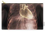 Heart Within The Chest Carry-all Pouch