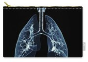Human Lungs Carry-all Pouch