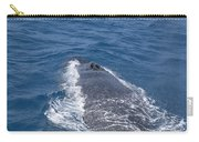 Humpback Whales Carry-all Pouch