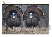 Jake Eastern Wild Turkeys Carry-all Pouch