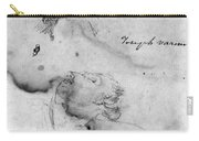 Joseph Warren (1741-1775) Carry-all Pouch