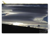 Lenticular Clouds Carry-all Pouch