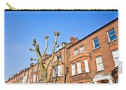London Architecture Carry-all Pouch by Tom Gowanlock
