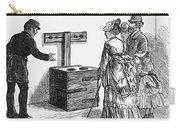 Newgate Prison, 1873 Carry-all Pouch