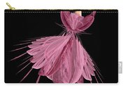 6 Pink Ballerina Carry-all Pouch