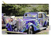 Psychedelic Classic Lagonda Carry-all Pouch