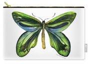 6 Queen Alexandra Butterfly Carry-all Pouch