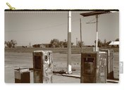 Route 66 Gas Pumps Carry-all Pouch